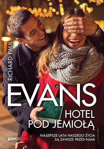 Hotel pod jemiołą Richard Paul Evans