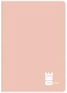Zeszyt A5/80 kartkowy w kratkę - kolekcja One Color