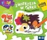 Puzzle dla malucha. Zwierzęta w parku