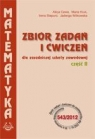 Matematyka ZSZ KL 2. Zbiór zadań i ćwiczeń (2013) ALICJA CEWE, MARIA KRUK