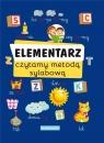 Elementarz - czytamy metodą sylabową