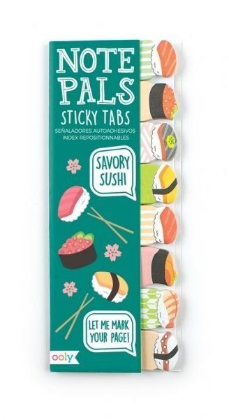 Karteczki samoprzylepne Sushi