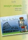 Zeszyt A5 Język włoski Zeszyt-słownik w kratkę 60 kartek