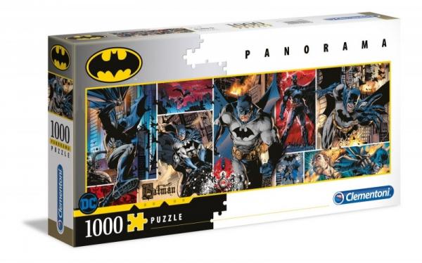 Puzzle 1000 elementów Batman (39574)