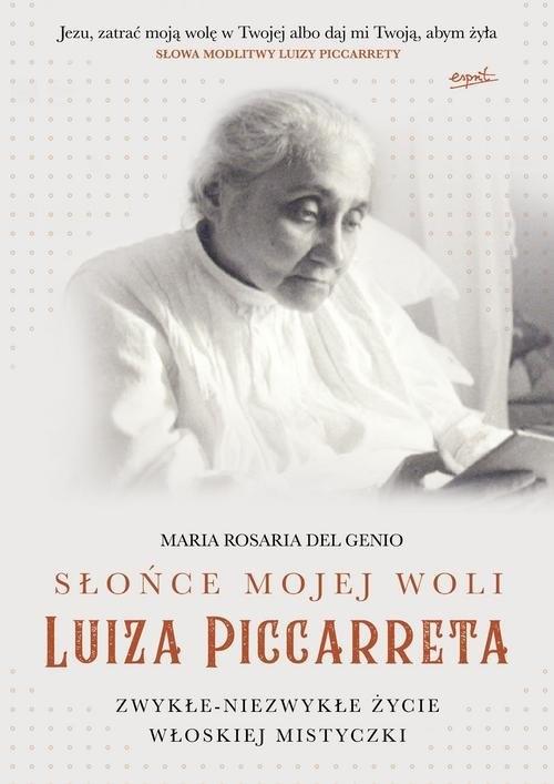 Słońce mojej woli Luiza Piccarreta Del Genio Maria Rosaria