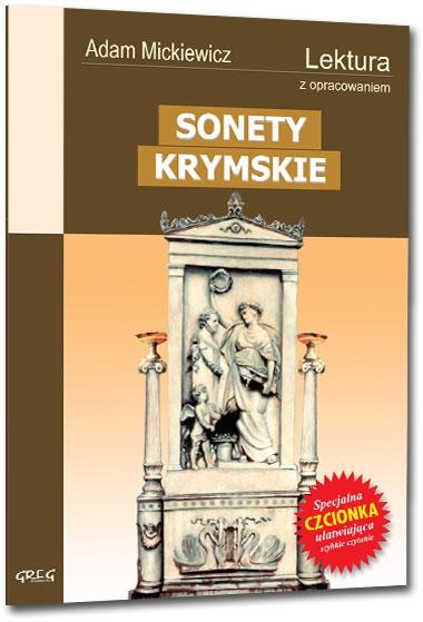 Sonety krymskie Adam Mickiewicz