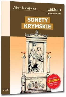 Sonety Krymskie (Uszkodzona okładka)