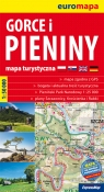 Gorce i Pieniny mapa turystyczna 1:50 000