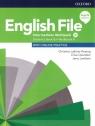 English File. Język angielski. Intermediate Multipack B + online practice. praca zbiorowa