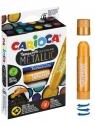 Farby w sztyfcie Temporello mealic 6 kol CARIOCA