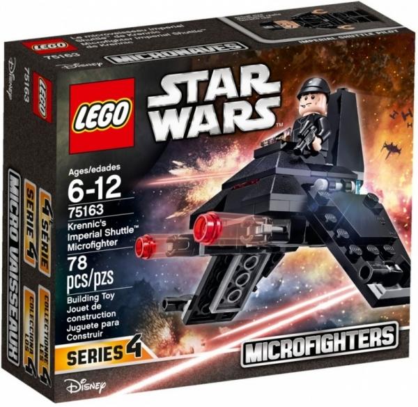 Star Wars Imperialny wahadłowiec Krennica (75163)