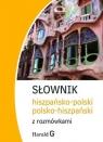 Słownik hiszpańsko-polski, polsko-hiszpański z rozmówkami