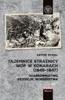 Tajemnice Strażnicy WOP w Konarach (1945-1947)