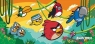 Puzzle Lecimy - Angry Birds Rio 160  (0974)