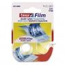 Taśma biurowa Tesafilm dwustronna 7,5m x 12mm + dyspenser