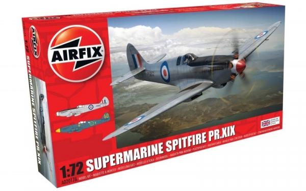 Supermarine Spitfire Pr.XIX (02017A)
