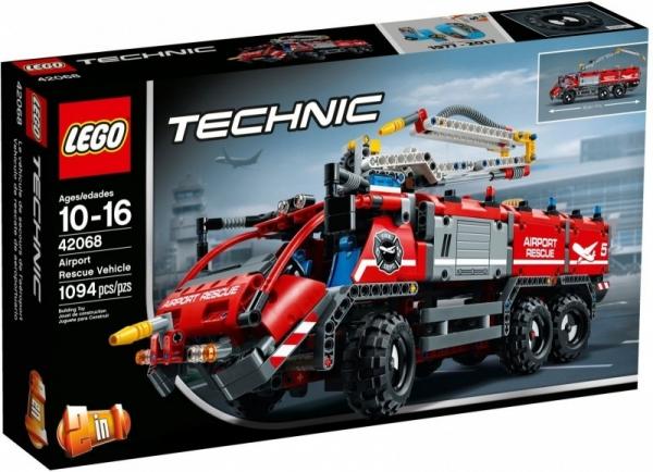 Technic Pojazd straży pożarnej (42068)