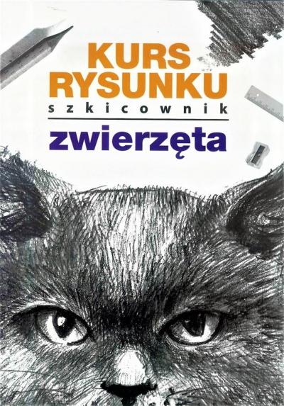 Kurs rysunku. Szkicownik. Zwierzęta Mateusz Jagielski