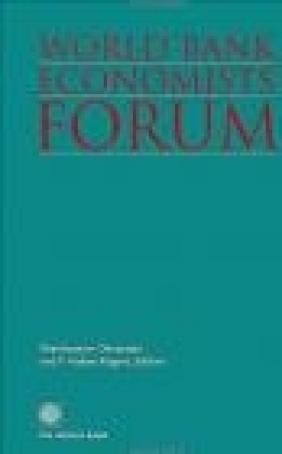 World Bank Economists Forum vol.II