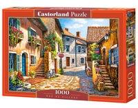 Puzzle Rue De Village 1000 (C-103744)