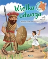 Wielka odwaga Walka Dawida z Goliatem Littledale Richard