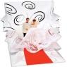 Kartki 3D - Bride and Groom