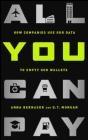 All You Can Pay D. T. Mongan, Anna Bernasek