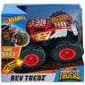 Hot Wheels - Monster Truck: Bone Shaker (FYJ71/FYJ72) Wiek: 3+