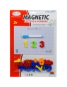 Tablica magnetyczna + cyferki