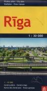 Ryga plan miasta 1: 30 000