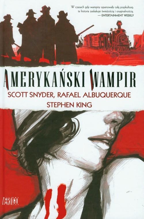 Obrazy Grozy Amerykański wampir King Stephen