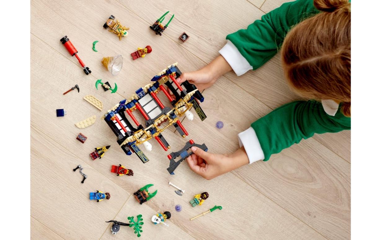 Lego Ninjago: Turniej Żywiołów (71735)