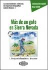Mas de un gato en Sierra Nevada A2-B1 Morante Fernandez J. Benjamin