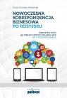Nowoczesna korespondencja biznesowa po rosyjsku Strmiska-Mietlińska Anna