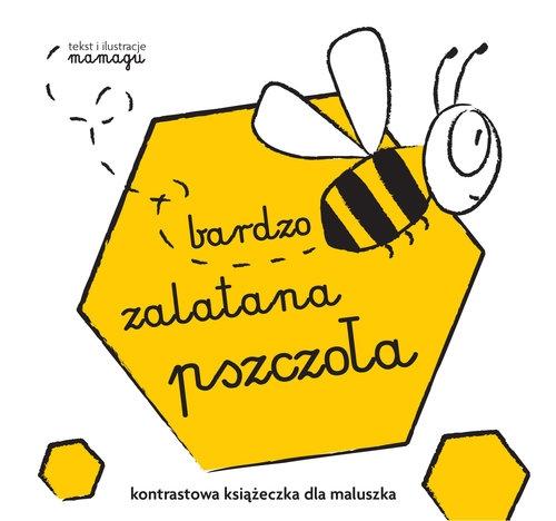 Robaczki Bardzo zalatana pszczoła Urbaniak Natalia