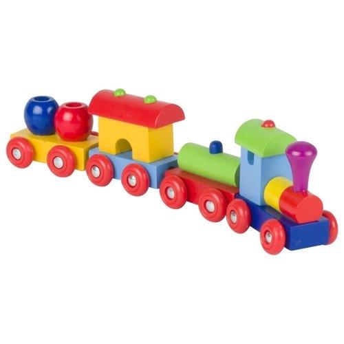 Drewniany pociąg Peru (GOKI-55974)