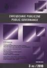 Zarządzanie Publiczne 3 (45) / 2018
