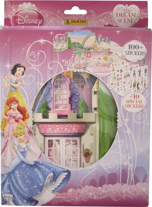 Naklejki dream castle Księżniczki