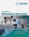 ACSM's Research Methods ACSM
