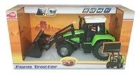 Traktor farmera zielony (203474583)