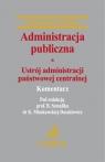 Administracja publiczna Tom 1