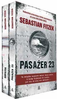 Pakiet Pasażer 23/Odprysk Sebastian Fitzek