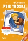 Psie troski + audiobook Justyniarski Tom