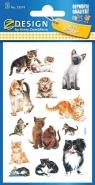 Naklejki dla dzieci - koty (53574)