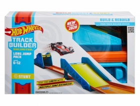 Hot Wheels Track Builder Unlimited: Długi skok - zestaw do rozbudowy
