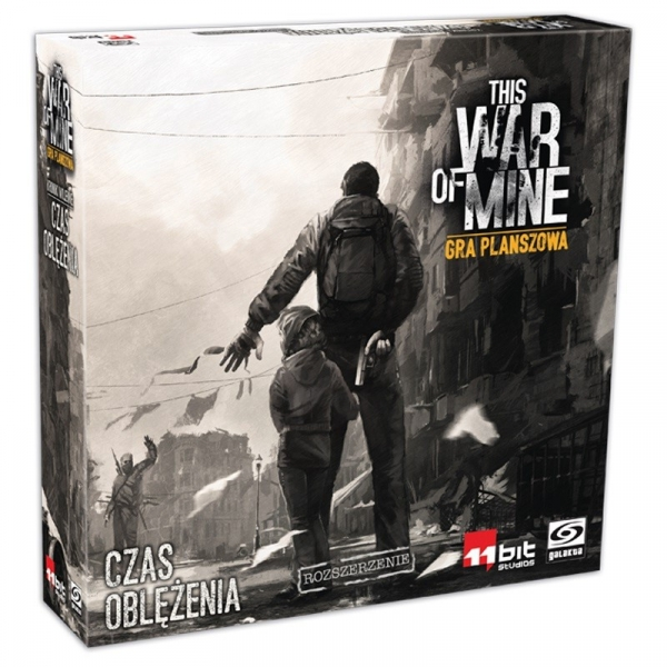 Gra This War of Mine Czas Oblężenia (05746)