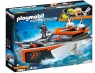 Playmobil Top Agents: Spy Team - Łódź Turbo (70002)