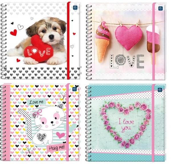 Pamiętnik 15 x15 Walentynki