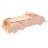 Łamigłówka drewniana Gepetto - Oldtimer kabriolet (106147) Wiek: 6+