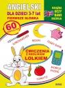 Angielski dla dzieci 3-7 lat Ćwiczenia z królikiem Lolkiem